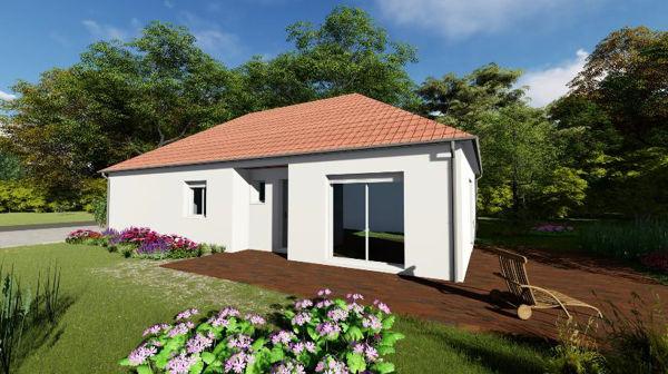 Maisons + Terrains du constructeur MAISONS ARLOGIS REIMS • 95 m² • SOMME SUIPPE