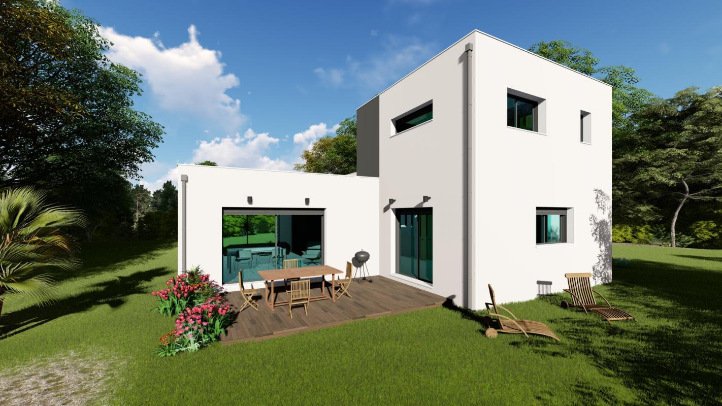 Maisons + Terrains du constructeur MAISONS ARLOGIS REIMS • 125 m² • SAINT MEMMIE