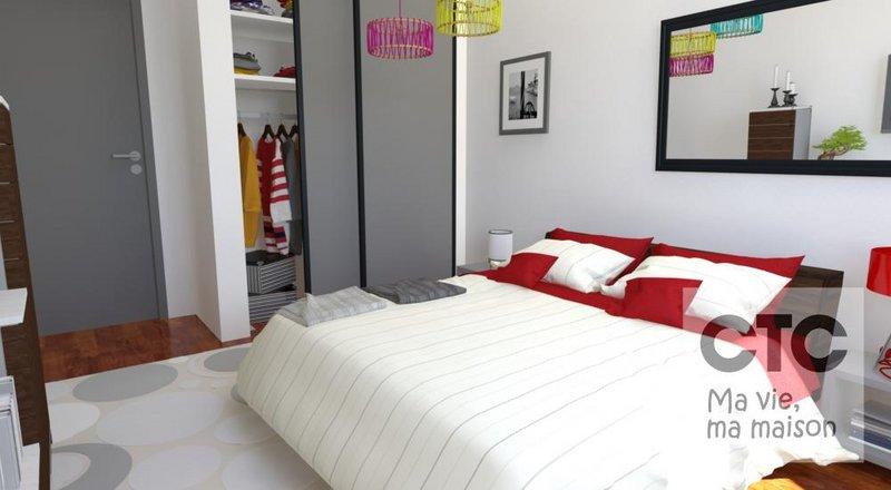 Maisons du constructeur Charentes Techniques Constructions • 80 m² • SAINT PIERRE D'OLERON
