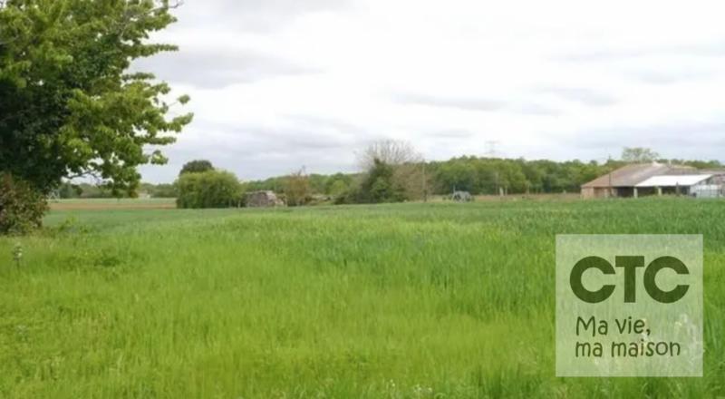 Terrains du constructeur Charentes Techniques Constructions • 808 m² • GEMOZAC