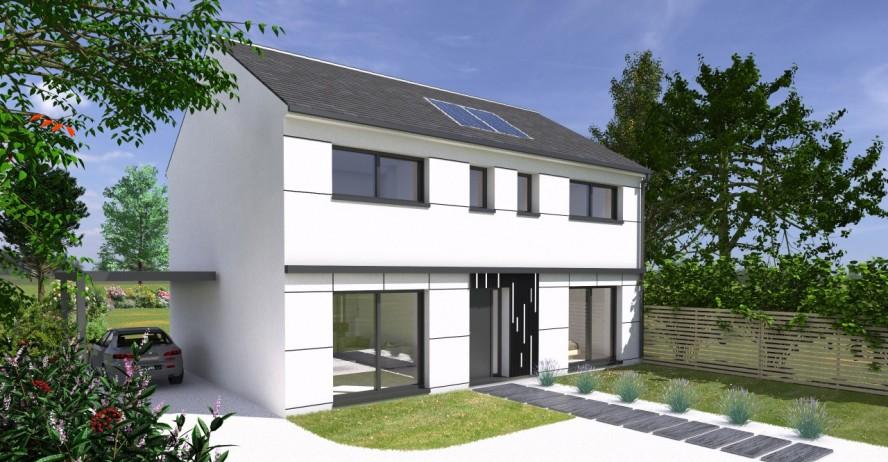 Maisons + Terrains du constructeur MA MAISON EN YVELINES • 150 m² • L'ISLE ADAM