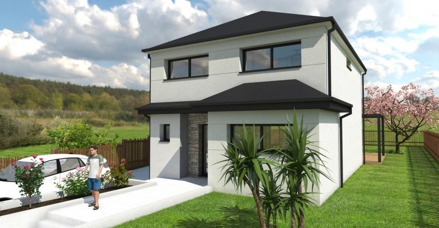 Maisons + Terrains du constructeur MA MAISON EN YVELINES • 140 m² • L'ISLE ADAM