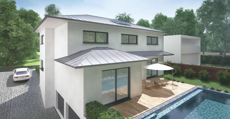 Maisons + Terrains du constructeur MA MAISON EN YVELINES • 207 m² • BESSANCOURT