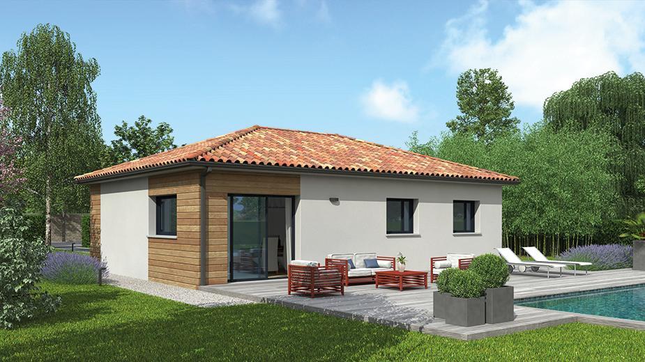 Maisons du constructeur NATILIA • 92 m² • ARNAS