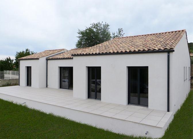 Maisons + Terrains du constructeur MAISONS MADDALENA • 85 m² • NIMES