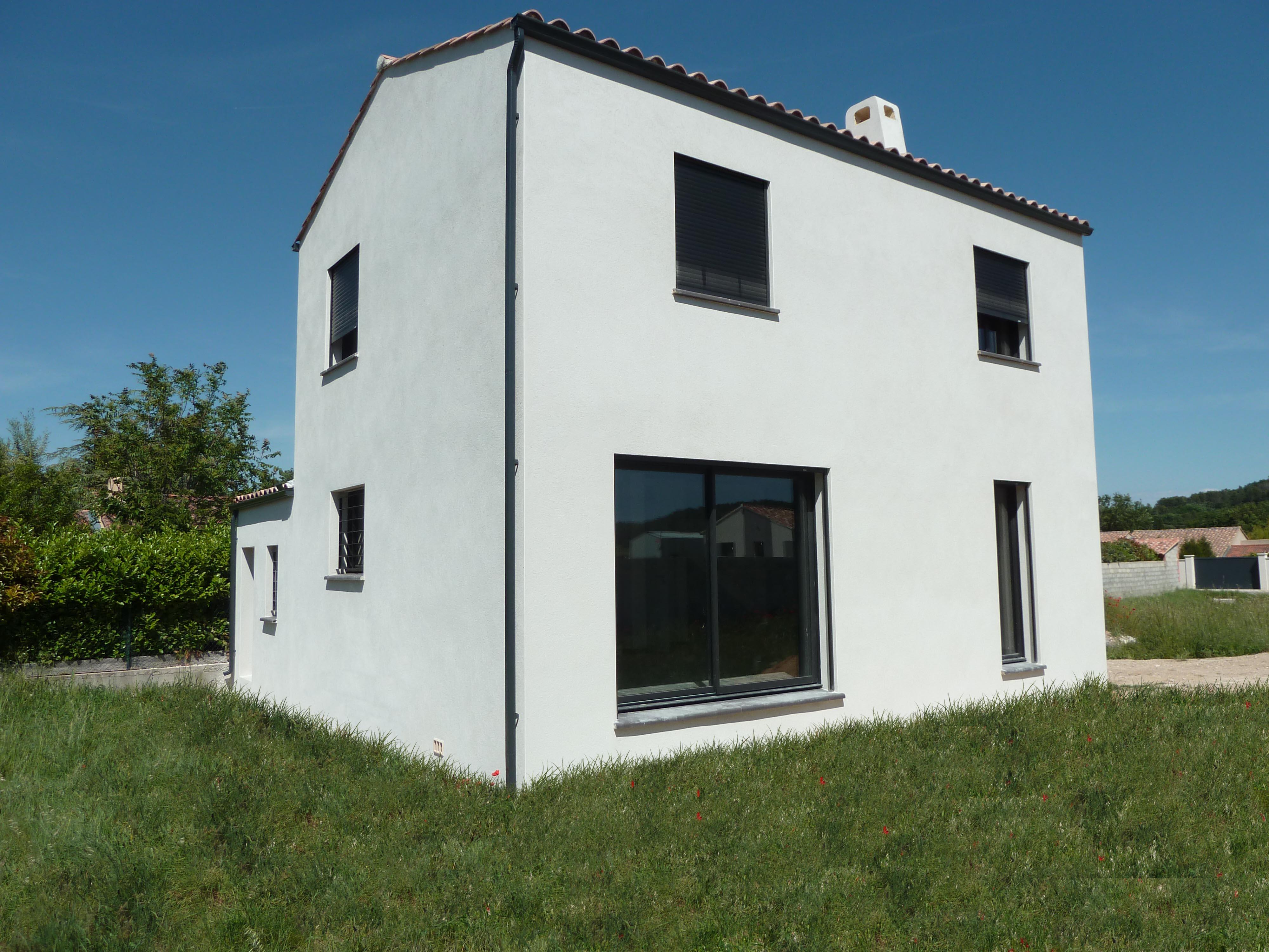 Maisons + Terrains du constructeur LES MAISONS MJ • 82 m² • CALVISSON