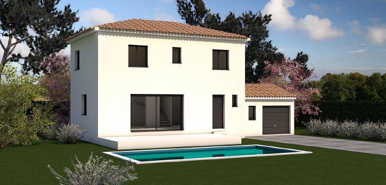 Maisons + Terrains du constructeur LES MAISONS MJ • 100 m² • BEZOUCE