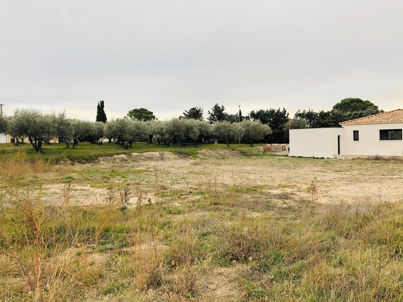 Terrains du constructeur LES MAISONS MJ • 371 m² • SAINT HILAIRE D'OZILHAN