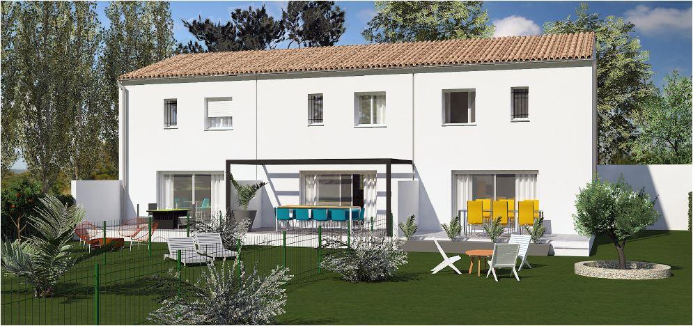 Maisons du constructeur LES MAISONS MJ • 89 m² • MARGUERITTES