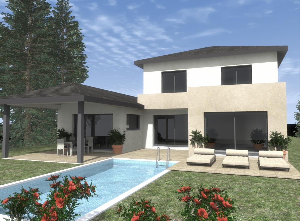 Maisons du constructeur ESQUISS 38 • 90 m² • VOIRON