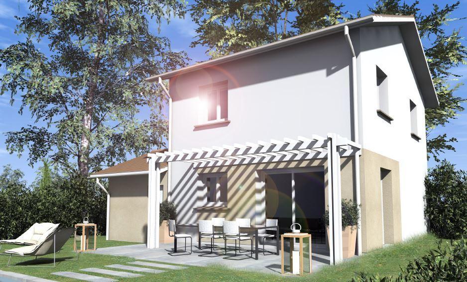 Maisons du constructeur ESQUISS 38 • 85 m² • VARACIEUX