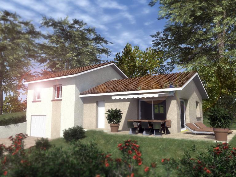 Terrains du constructeur ESQUISS 38 • 1032 m² • GONCELIN