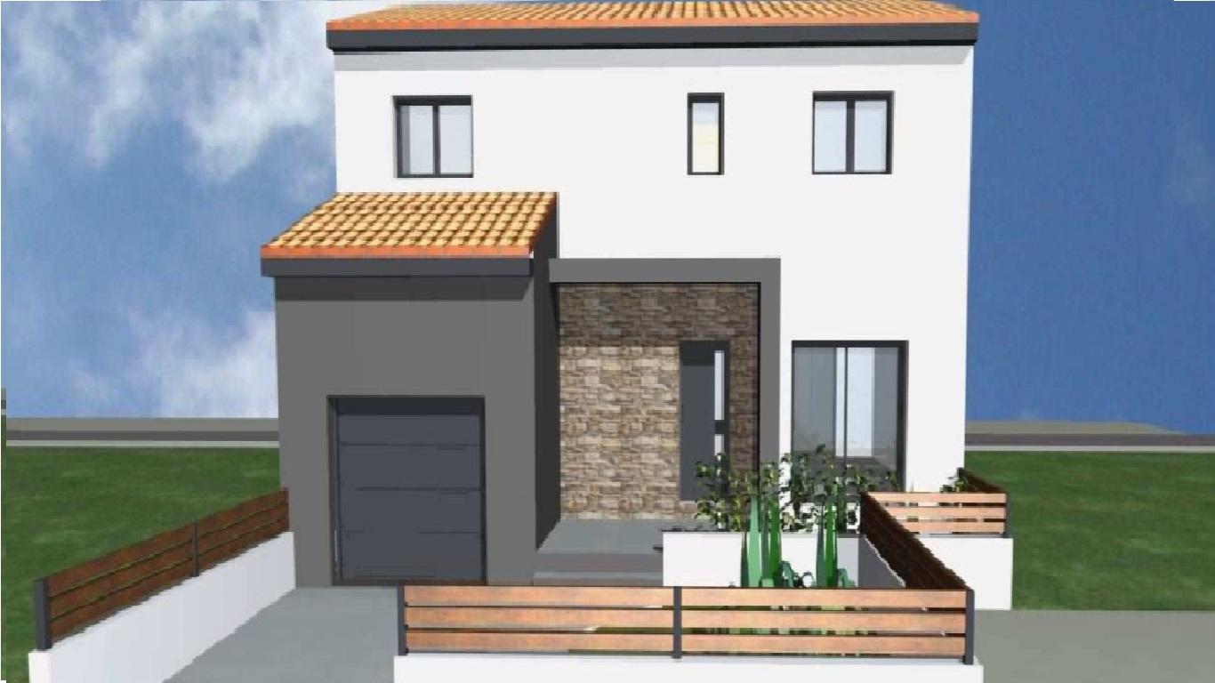 Maisons + Terrains du constructeur POLLESTRES HOME CONSTRUCTION • 90 m² • SAINT NAZAIRE