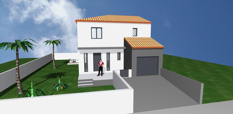 Maisons + Terrains du constructeur POLLESTRES HOME CONSTRUCTION • 90 m² • CLAIRA