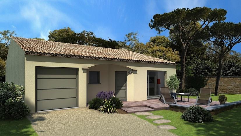 Maisons + Terrains du constructeur POLLESTRES HOME CONSTRUCTION • 65 m² • POLLESTRES