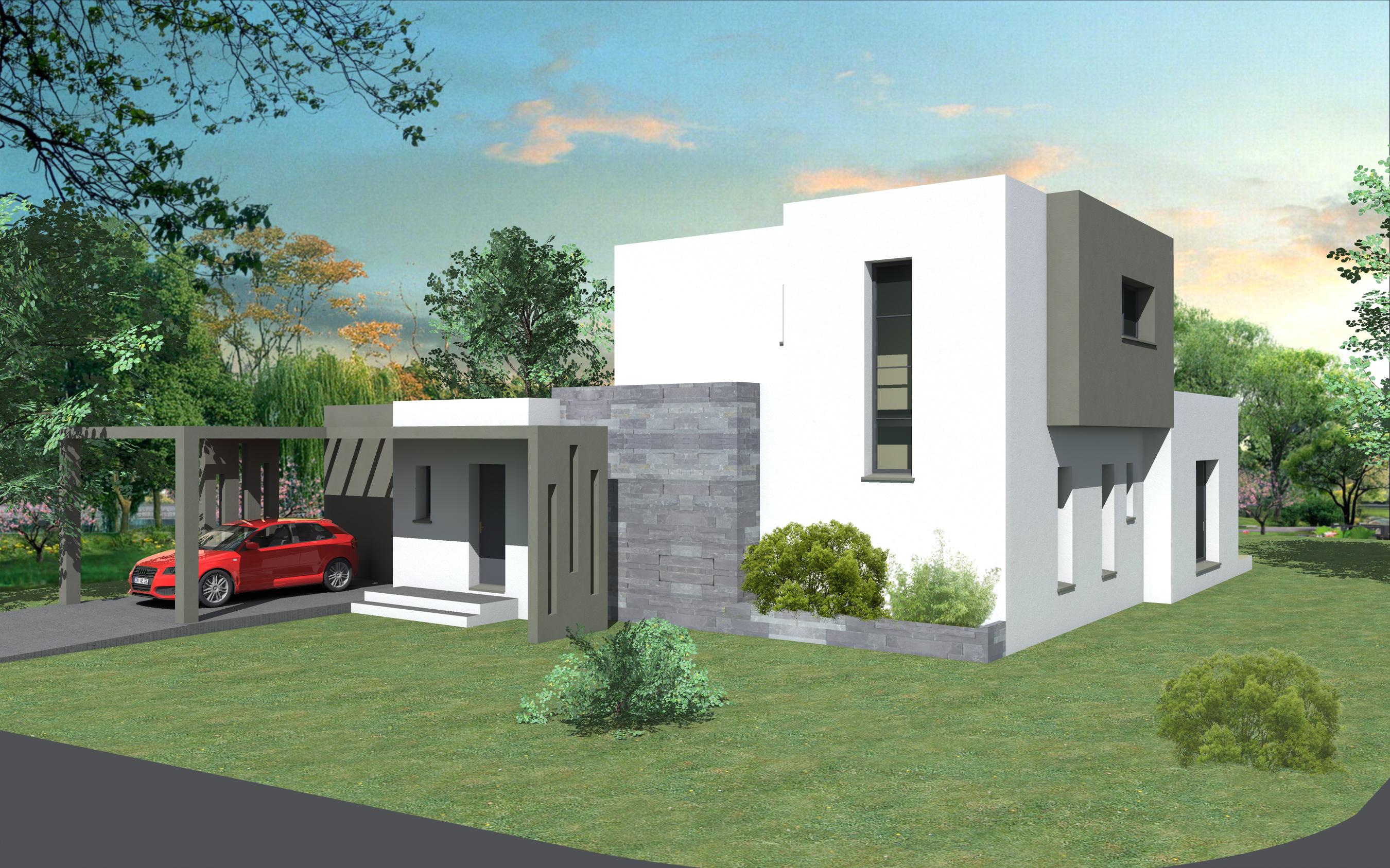 Maisons + Terrains du constructeur POLLESTRES HOME CONSTRUCTION • 141 m² • TOULOUGES