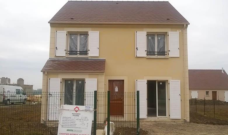 Maisons du constructeur Habitat Parcoeur La Ville du Bois 2 • 104 m² • PUSSAY