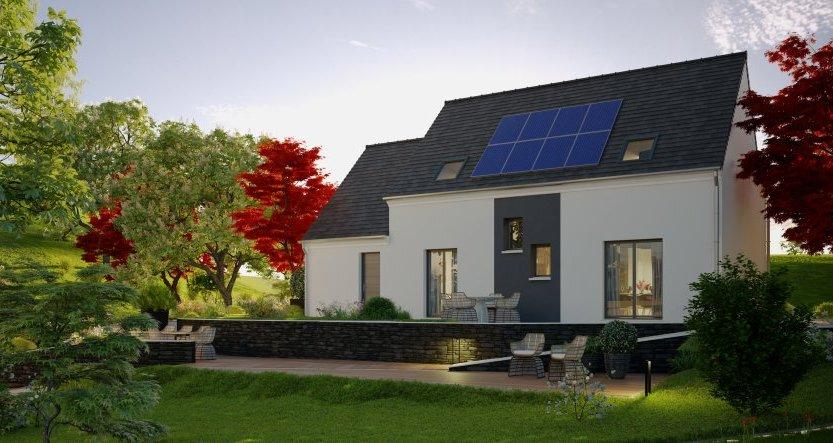 Maisons du constructeur Habitat Parcoeur La Ville du Bois 2 • 110 m² • BRETIGNY SUR ORGE
