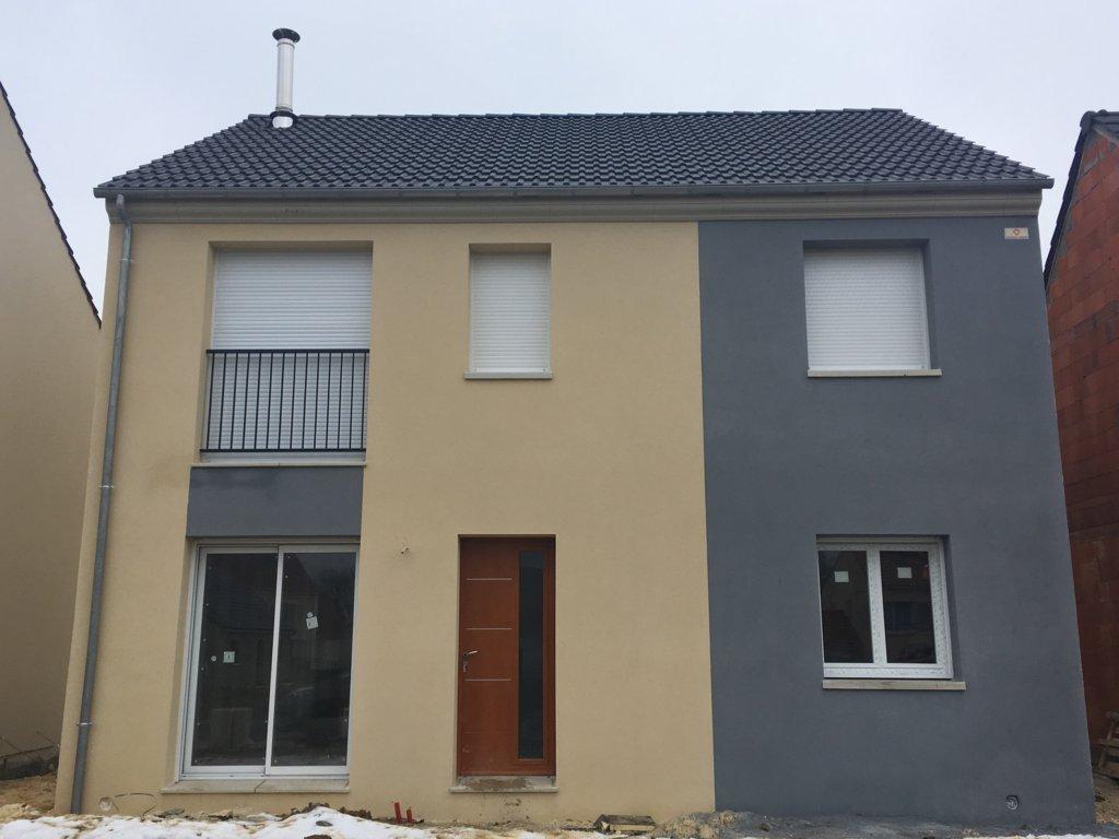 Maisons du constructeur Maisons Pierre • 110 m² • SAINT VRAIN