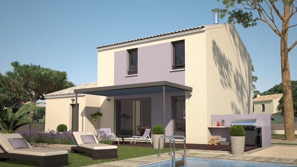 Maisons + Terrains du constructeur LES MAISONS DE MANON • 94 m² • PIOLENC
