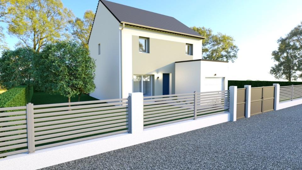 Maisons + Terrains du constructeur MAISONS BALENCY • 93 m² • BLAINVILLE SUR ORNE