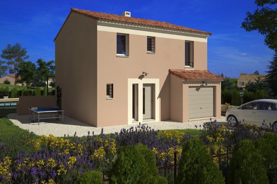 Maisons + Terrains du constructeur LMP CONSTRUCTEUR • 96 m² • TALMONT SAINT HILAIRE