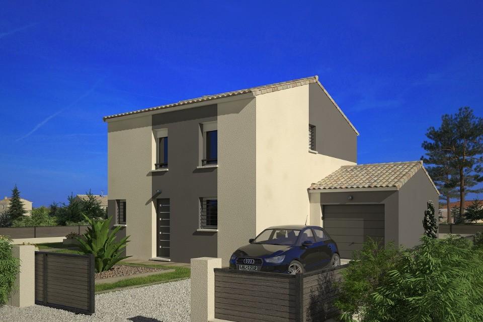 Maisons + Terrains du constructeur LMP CONSTRUCTEUR • 88 m² • TALMONT SAINT HILAIRE