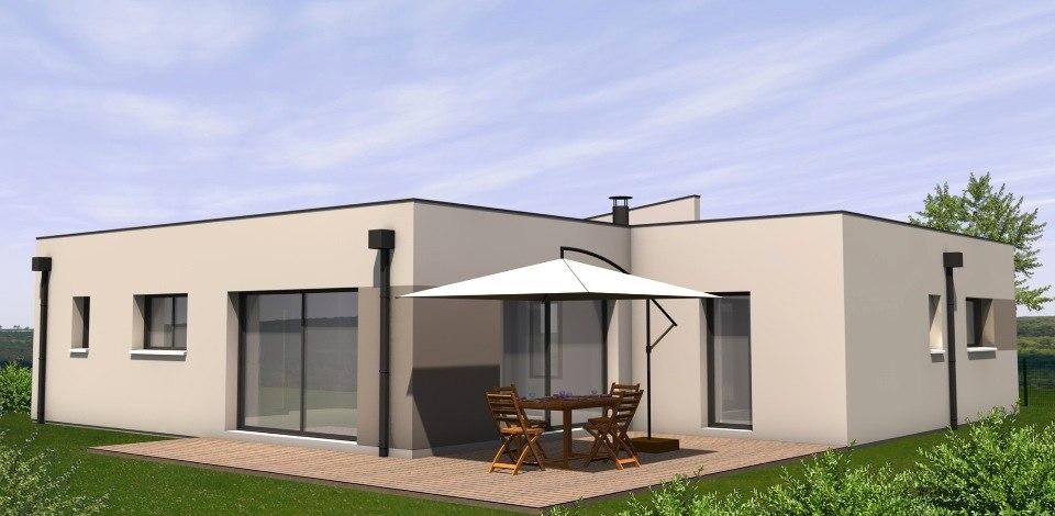 Maisons + Terrains du constructeur LMP CONSTRUCTEUR • 120 m² • TALMONT SAINT HILAIRE