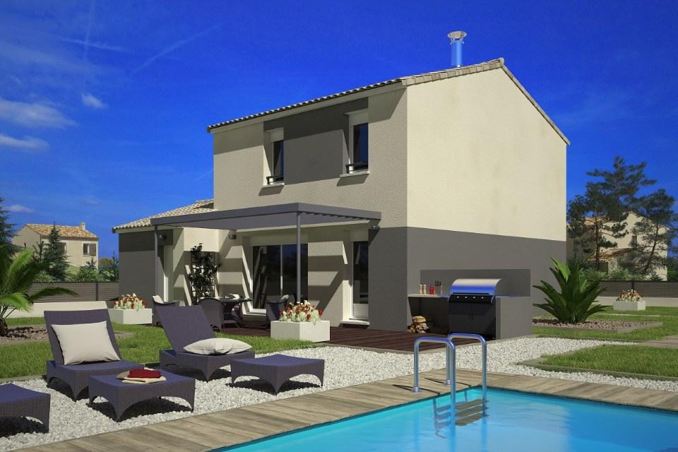 Maisons + Terrains du constructeur LMP CONSTRUCTEUR • 95 m² • LA TRANCHE SUR MER