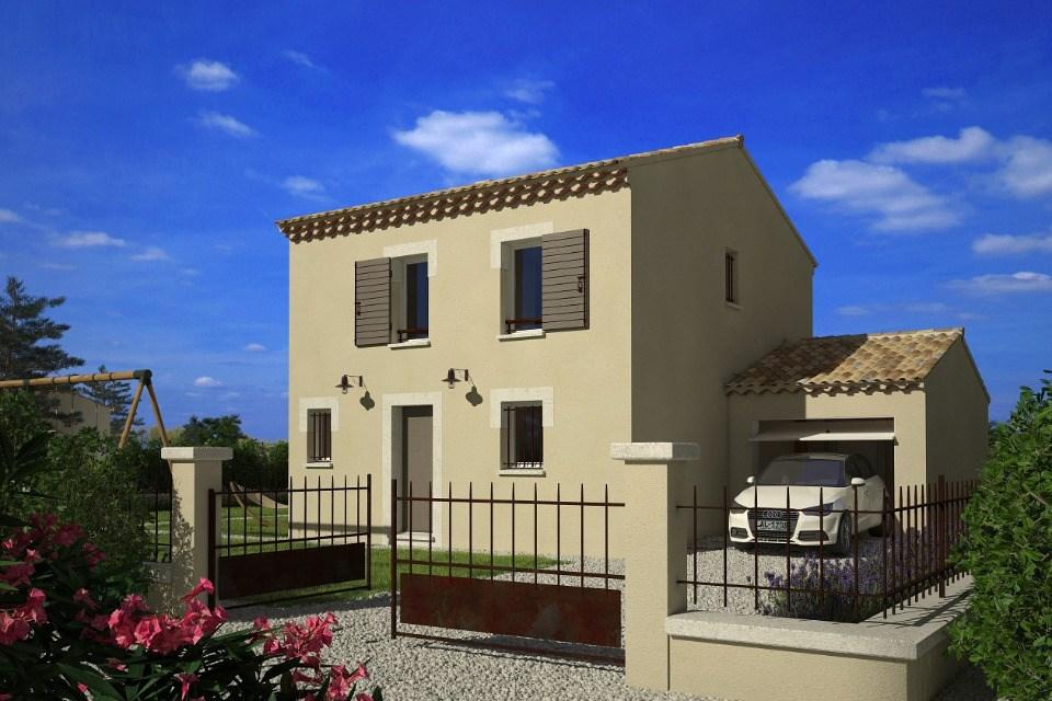Maisons + Terrains du constructeur LMP CONSTRUCTEUR • 78 m² • LA TRANCHE SUR MER