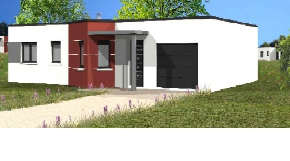 Maisons + Terrains du constructeur LMP CONSTRUCTEUR • 83 m² • L'ILE D'OLONNE