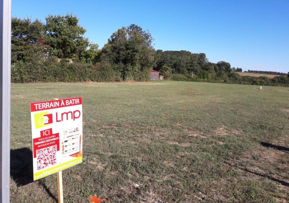 Terrains du constructeur LMP CONSTRUCTEUR • 672 m² • MOUILLERON EN PAREDS