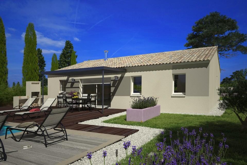 Maisons + Terrains du constructeur LMP CONSTRUCTEUR • 60 m² • LA MEILLERAIE TILLAY