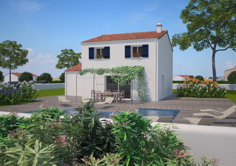 Maisons + Terrains du constructeur LMP • 94 m² • SAINT LAURENT SUR SEVRE