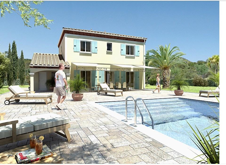 Maisons + Terrains du constructeur MAISONS FRANCE CONFORT • 90 m² • MEYRARGUES