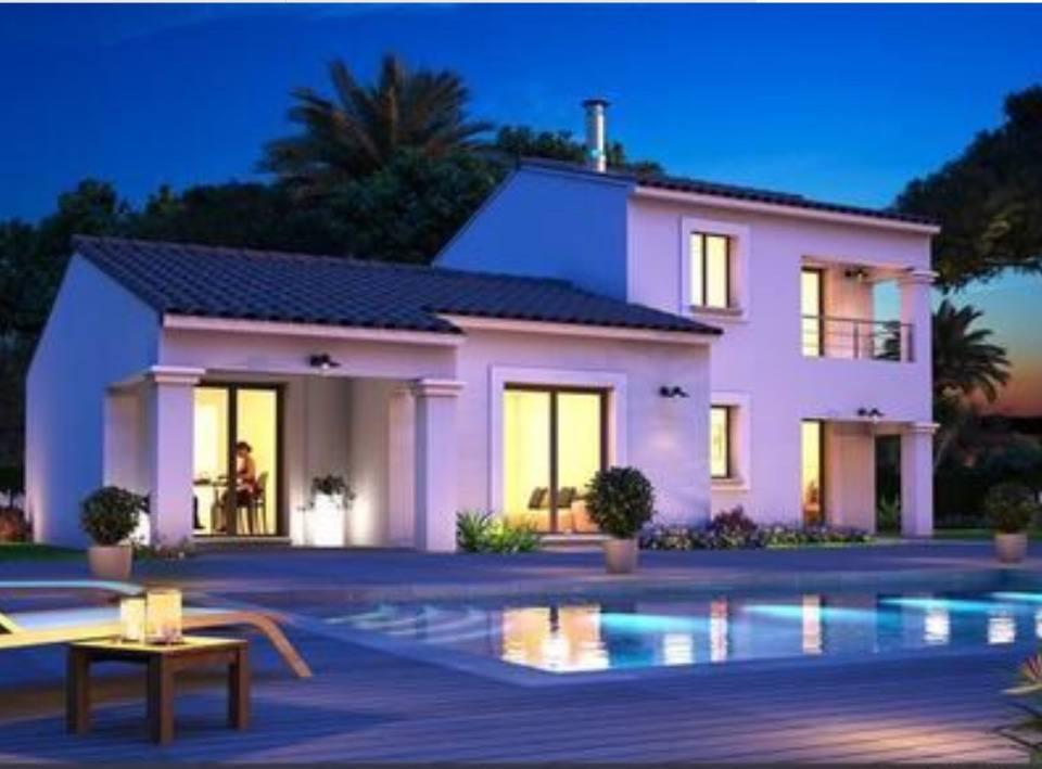 Maisons + Terrains du constructeur MAISONS FRANCE CONFORT • 100 m² • MARSEILLE 13E