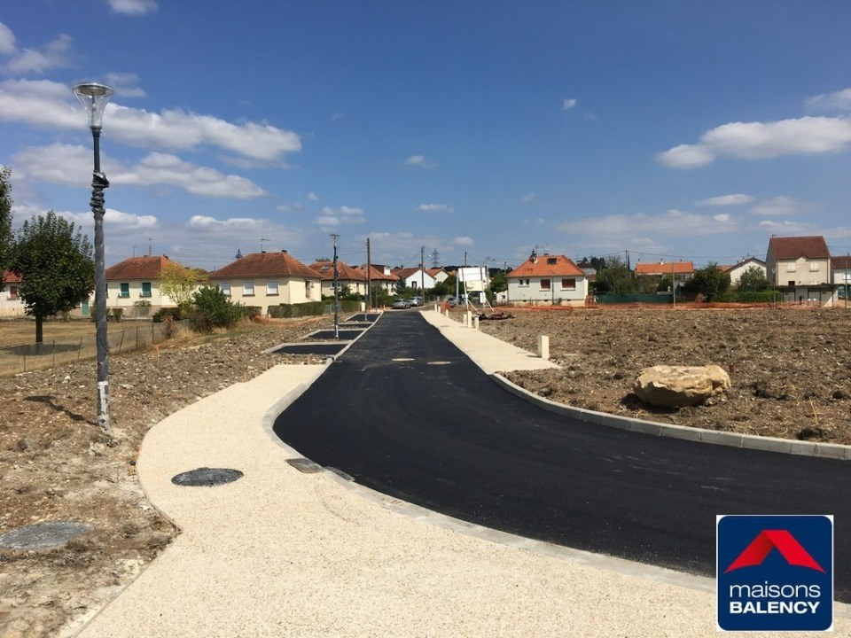 Terrains du constructeur MAISONS BALENCY • 288 m² • CHAMPAGNE SUR SEINE