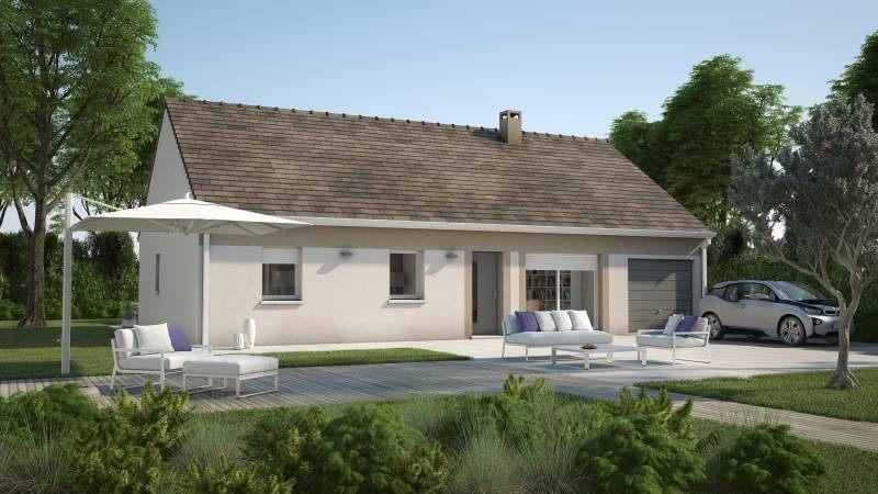 Maisons + Terrains du constructeur MAISONS BALENCY • 65 m² • COURSON MONTELOUP