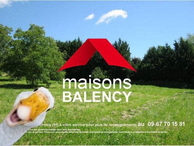 Terrains du constructeur MAISONS BALENCY • 501 m² • LA FERTE ALAIS