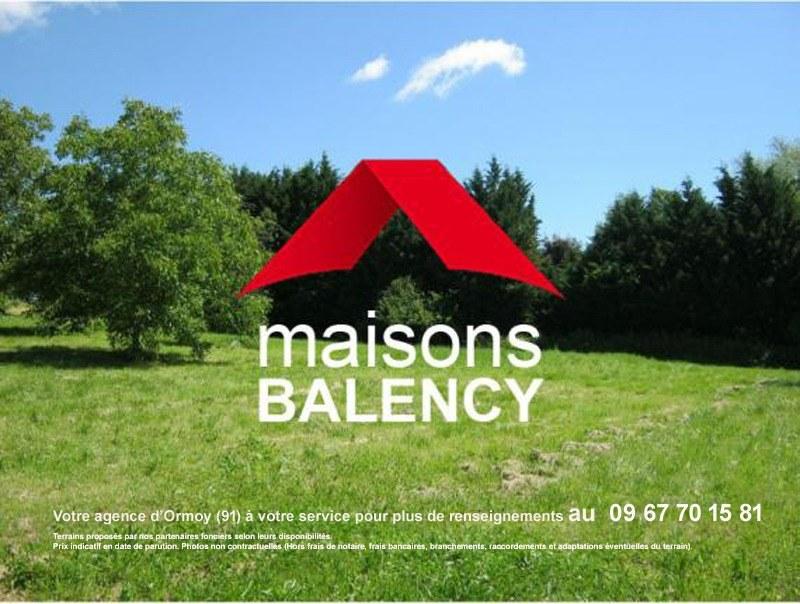 Terrains du constructeur MAISONS BALENCY • 1062 m² • PUSSAY