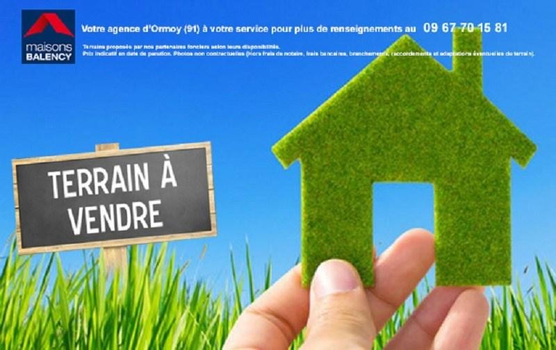 Terrains du constructeur MAISONS BALENCY • 485 m² • DOURDAN