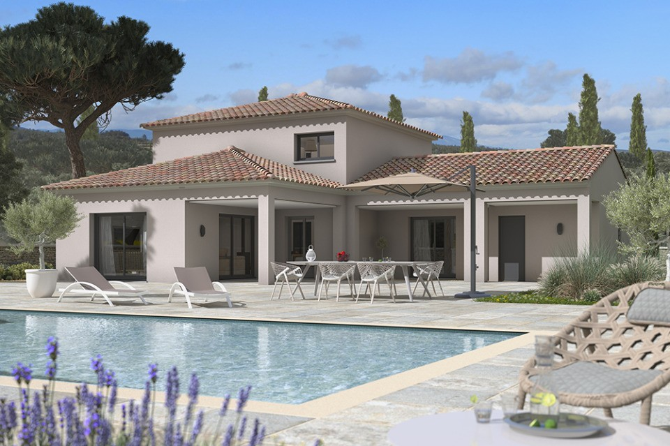 Maisons + Terrains du constructeur MAISONS FRANCE CONFORT • 140 m² • GRAMBOIS