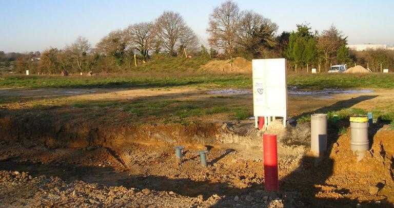Terrains du constructeur MAISON D'EN FRANCE • 755 m² • LES EPESSES