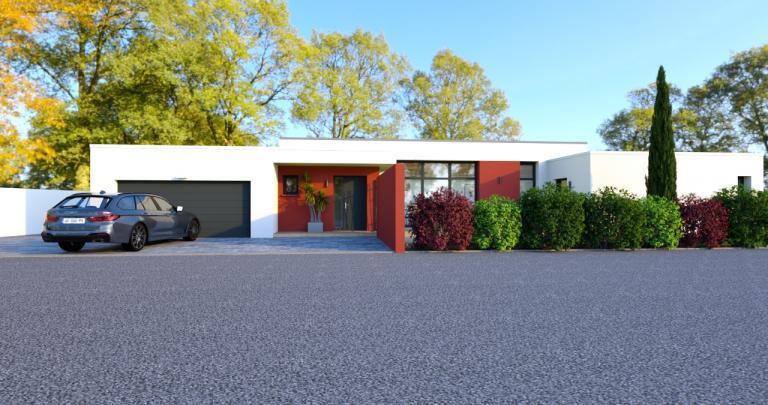 Terrains du constructeur MAISONS DE L ATLANTIQUE • 370 m² • LA JARNE
