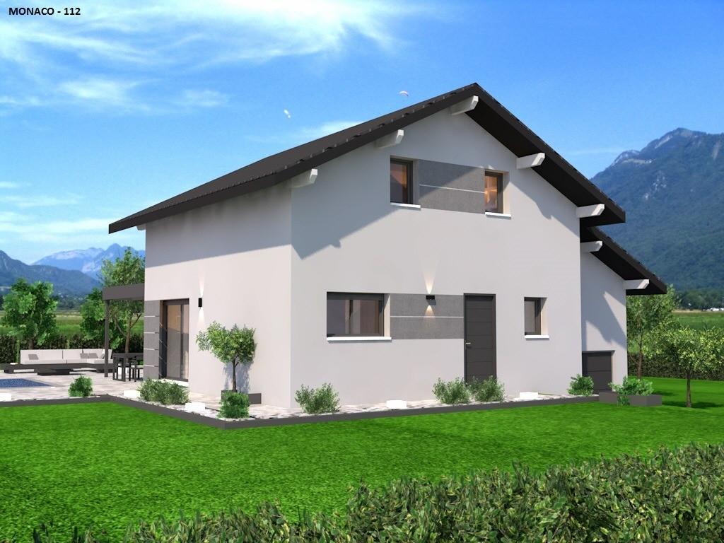 Maisons + Terrains du constructeur DEMEURES CALADOISES • 110 m² • SAINT JEAN DE THOLOME