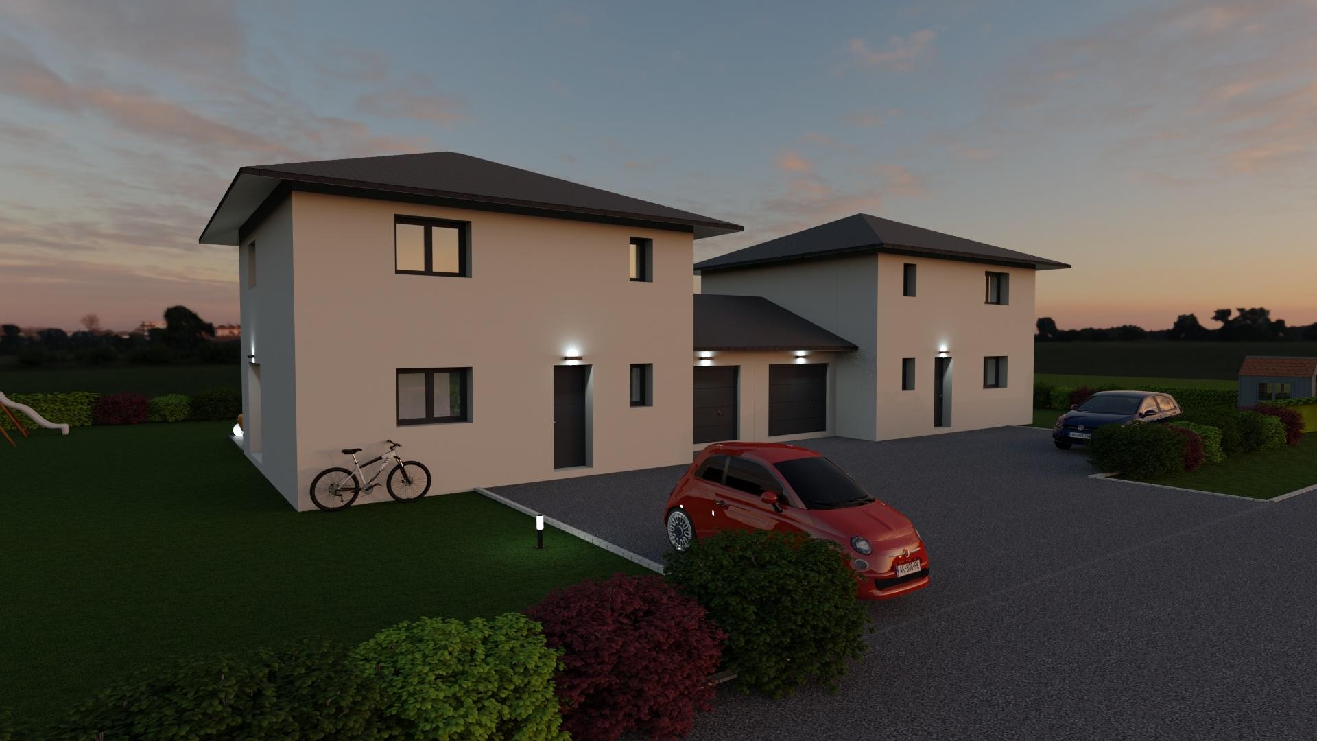 Maisons + Terrains du constructeur DEMEURES CALADOISES • 98 m² • CERCIER