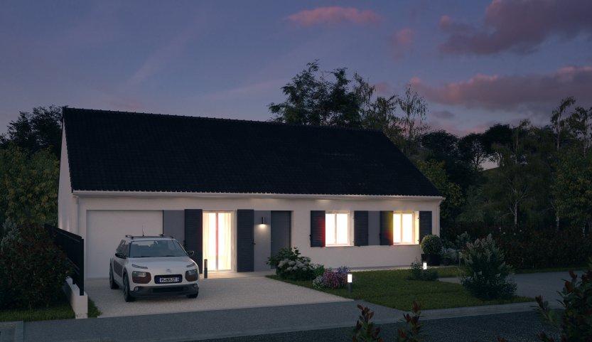 Maisons du constructeur MAISONS PIERRE CUFFIES • 90 m² • ATHIS