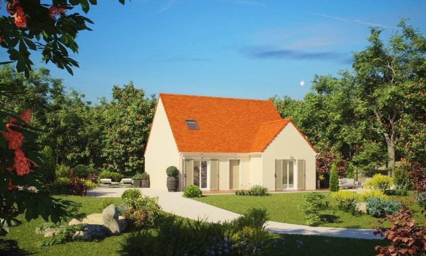 Maisons du constructeur MAISONS PIERRE CUFFIES • 109 m² • LE QUESNOY