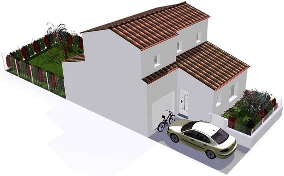 Maisons du constructeur BTL • 80 m² • CAZOULS LES BEZIERS