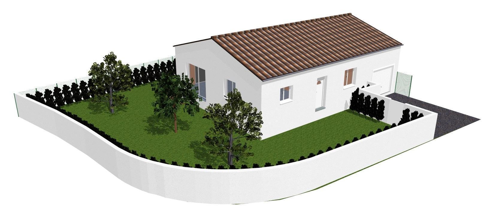 Maisons du constructeur BTL • 80 m² • NISSAN LEZ ENSERUNE